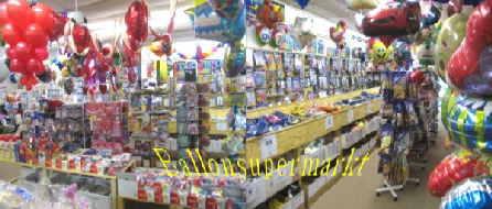 Der Shop für Luftballons