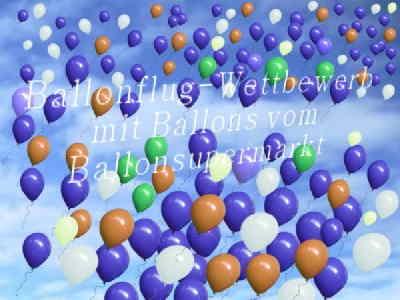 Luftballons im Luftballonshop